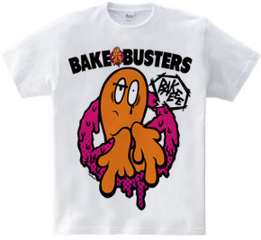 BAKEO BUSTERS 【Orange】