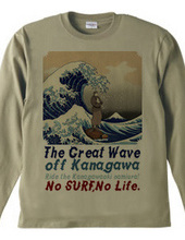 The Great Wave off Kanagawa  CHO-MIN)