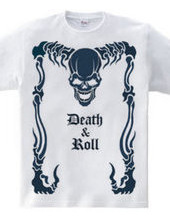 Death & Roll BLUE