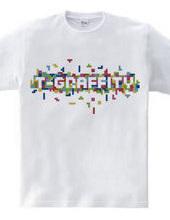T-graffity Block Logo