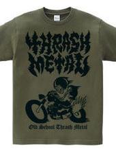 Old School Thrash Metal-Blue