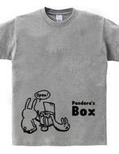 パンドラの箱・ウサギ