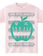 JUNK APPLE MONSTER BORDER-T