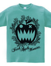 JUNK APPLE MONSTER tree-T