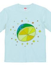 地球レモン