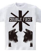 Double Face Cat