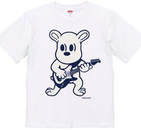 dog guitarist