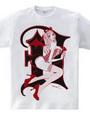 SHE-DEVIL 赤い小悪魔ガール