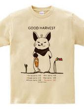 Good harvest