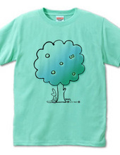 自分で完成させるTシャツ〜ボタン〜