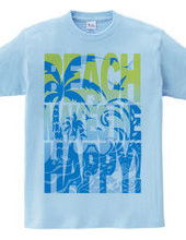 Beach makes me happy!*blue comb*