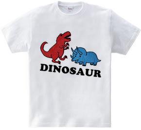Dinosaur / 恐竜Tシャツ