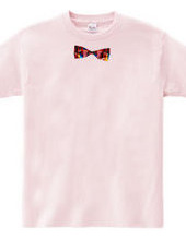 Patchwork bow tie