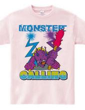 monster calling