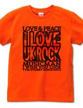 I love uk rock