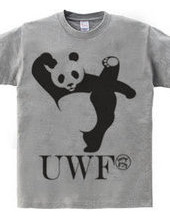 UWFパンダTシャツ