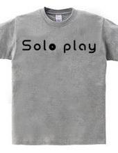 Solo play -ソロプレイ-