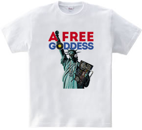 A FREE GODDESS