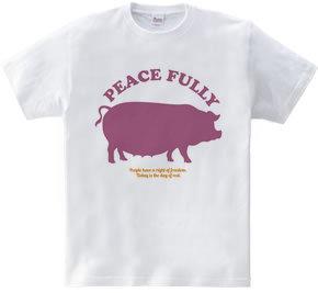pigPEACEFULLY