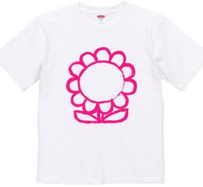 花を咲かせようTシャツ