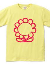 Flowers bloom t-shirt