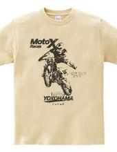 YOKOHAMA MX BK
