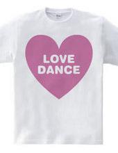 LOVE DANCE 2 (pink)