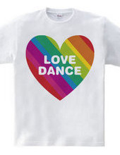 LOVE DANCE 2 (colorful)