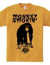 MONKEY SMOKIN