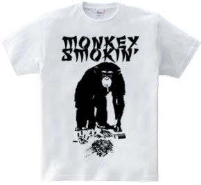 MONKEY SMOKIN