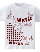 Water and melon Dark Cherry
