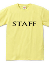 Staff T shirt All for one.