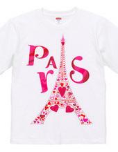 Lovers in Paris.