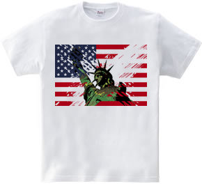 The Statue of Liberty of USA (迷彩)