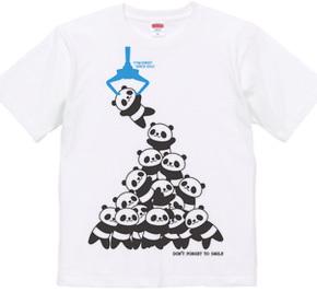 Claw crane panda