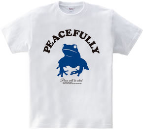 frogPEACEFULLY