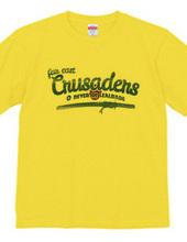 FarEast Crusaders Logo B+W