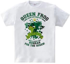 蛙にされた王女様