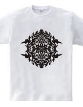「魂の核 Black」スピリチュアルデザイン