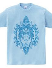 「御縁大化(GoEnTaiKa) Third Blue」スピリチュアルデザイン