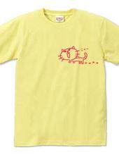 なんだかニャーTシャツ #cat #猫 #アパレル