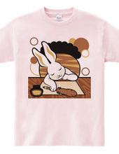 Writer rabbit