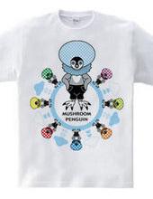 The children of Mushroom-penguin