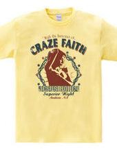 CRAZE FAITH B+R