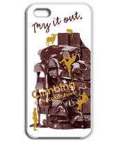 climbing chocolate tower