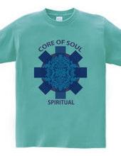 魂の核 Blue Shape Char