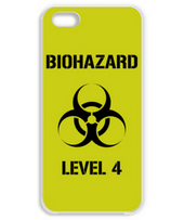 BIOHAZARD-LEVEL 4