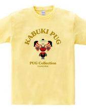 【パグコレ!パグコレクション】歌舞伎パグ