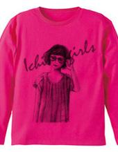 ichi girl series 'glasses girl&quot
