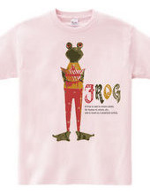 Ethnic wind   Frog Mr. *DESIGN: 07